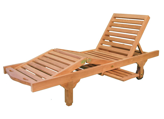 Glenora Pool Lounger