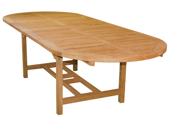 Kingston Double Extension Table