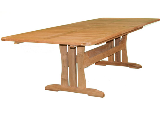 Glenora Double Extension Table